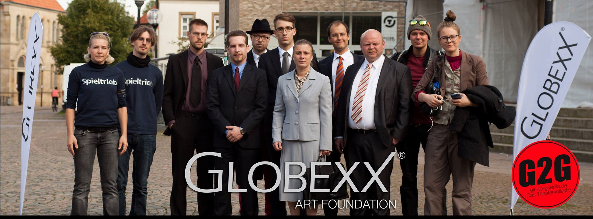 GlobexX Gruppenbild